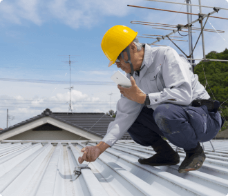 屋根塗装(塗り替え)