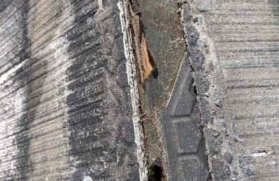 屋根重ね張り工事