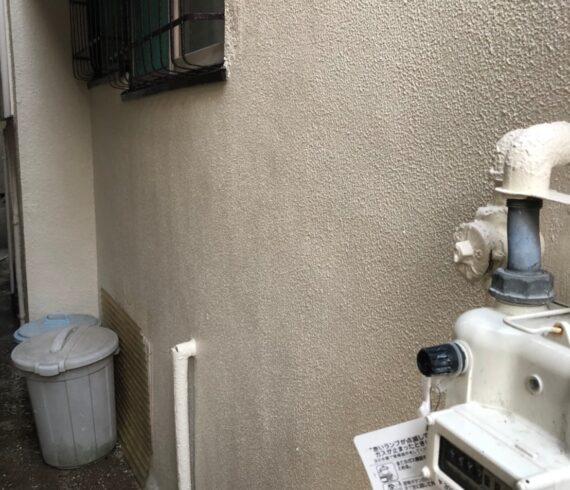 外壁塗装工事後