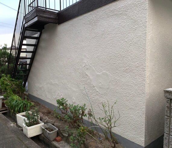 納屋塗装後