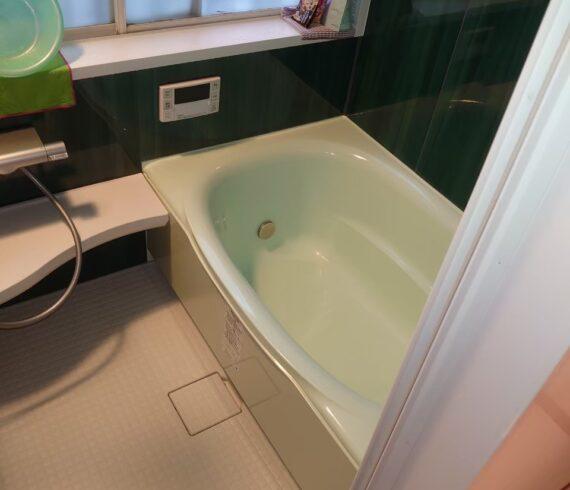 浴室改修工事後